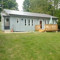 Ski Chalet Cottage for Rent on Eugenia Lake in Grey Highlands!