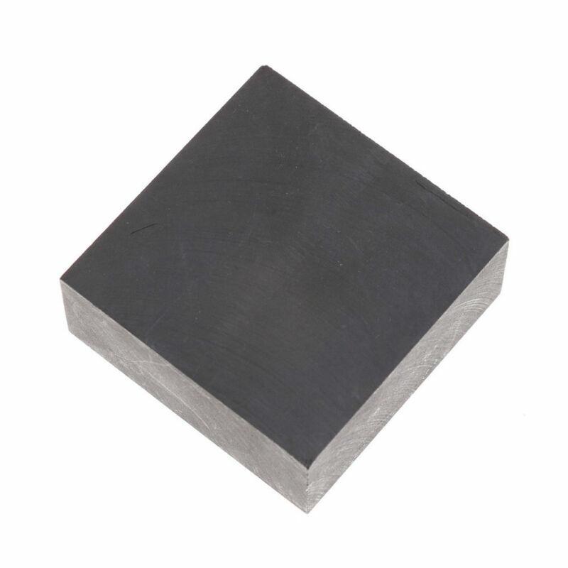 50*50*20mm High Purity Density Fine Grain Square Blank Graphite Block Plate G