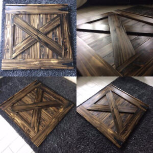 Rustic Decor (Custom Only)