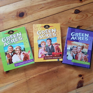 Green Acres complete set