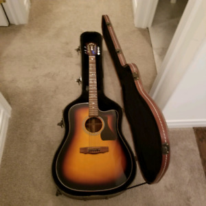 Guild acoustic electric