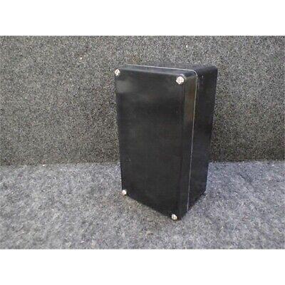 Hoffman Exe22012090 Enclosure 8.66x4.72x3.54 Black Fiberglass