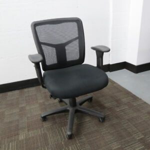 Two styles of Black Office Chairs, IN SARNIA FOR A DAY!!