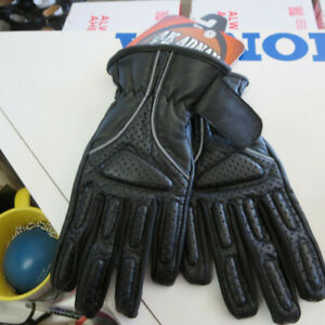 Ladies Leather Motorcycle Gloves ONLY $30 - Re-Gear Oshawa