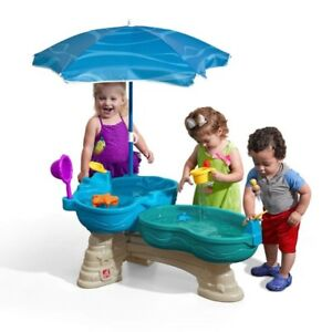 Step 2 Spill & Splash Water Table