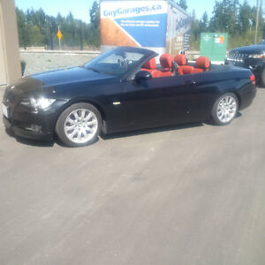 2007 BMW 3-Series Convertible Convertible