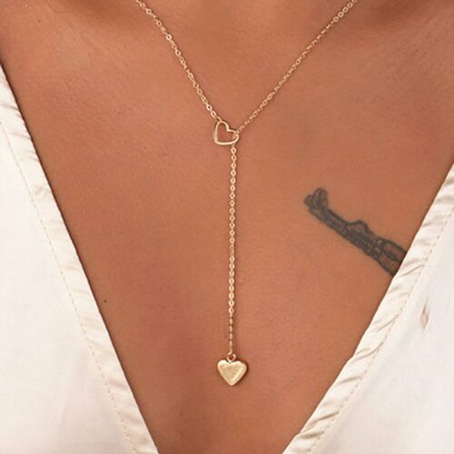Jewellery - Fashion Women Multilayer Clavicle Necklace Pendant Charm Choker Chain Jewelry
