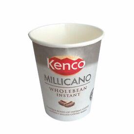 12oz cup milicano branded