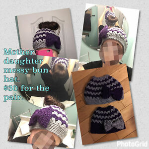 NEW handmade toques and scarves Comox / Courtenay / Cumberland Comox Valley Area image 2