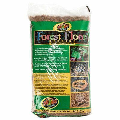 Zoo Med Forrest Floor Bedding - All Natural Cypress Mulch 24 Quarts (Cypress Mulch)
