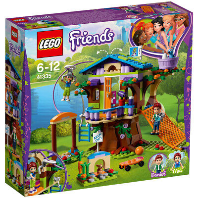 Lego Friends Mias Tree House 41335 New Offer Of The Day