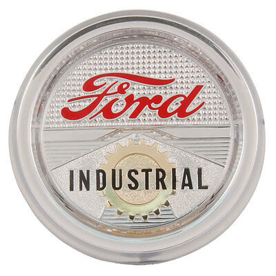 Ford Industrial Hood Emblem For The Tractor Part C0nn-16600-e