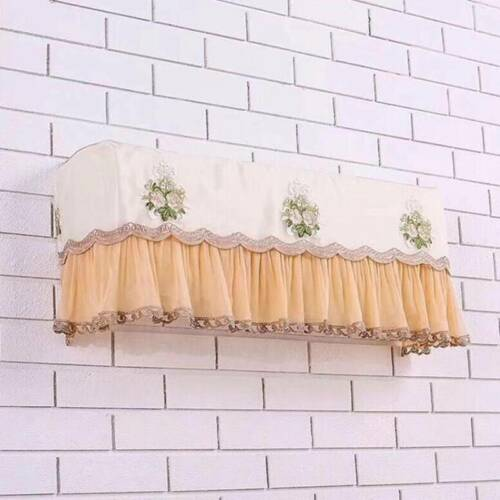 Lace Waterproof Air Conditioning Cover Indoor Air Conditione