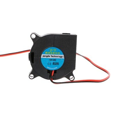 DC 12V 2-Pin Brushless Cooling Cooler Centrifugal Blower Fan 4020 40mmx40mmx20mm ()