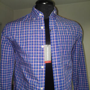Johnston & Murphy Slim Fit Washed Shirt North Shore Greater Vancouver Area image 4