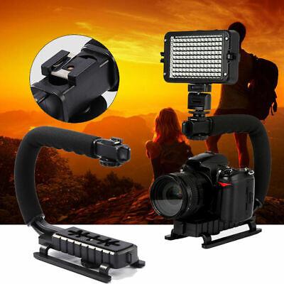 C/U Shape Bracket Handheld Holder Stabilizer DSLR Camera Camcorder Video Support