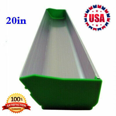 Hot Dual Edge 20in Emulsion Scoop Coater For Silk Screen Printing Us Stock