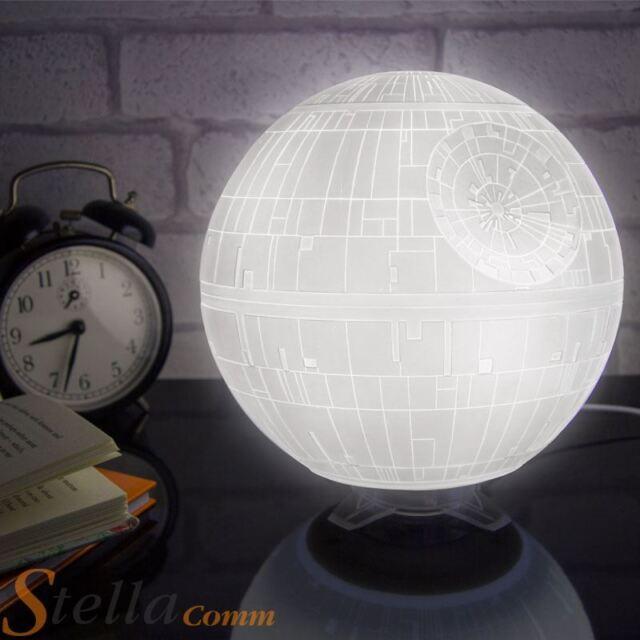 Star Wars Death Star Mood Light USB Lamp Office Desk Lighting