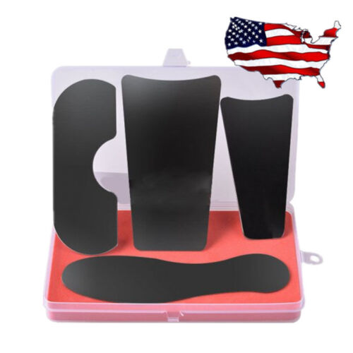 Dental Stainless Steel Orthodontic Intra-oral Clinic Photography Mirrors 4pcs US