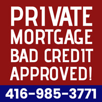 DIRECT PRIVATE LENDER - LOW FEES, FAST APPROVAL, QUICK CLOSING