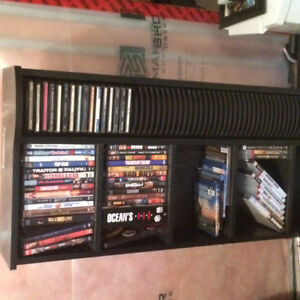 DVD / CD stand.