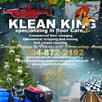Klean King Commercial Cleaning