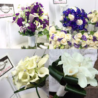 THE WEDDING FLORIST•BRIDAL PACKAGES•HALL & EVENT DECOR•RENTALS