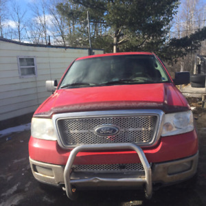 2004 F150 ext cab Laritat Edition short box