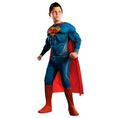 Superman costume Kids Tights Suit (Boy Superman Costume)