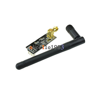 Nrf24l01palna Sma Antenna Wireless Transceiver Communication Module 2.4g 1100m
