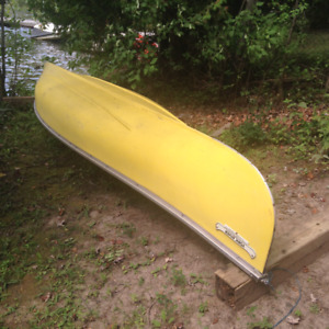 16 ft. York River Canoe