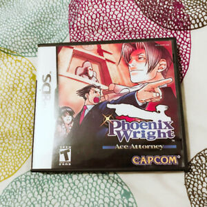Phoenix Wright: Ave Attorney (Nintendo DS)