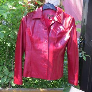 Veste jackets en cuir Rudsak