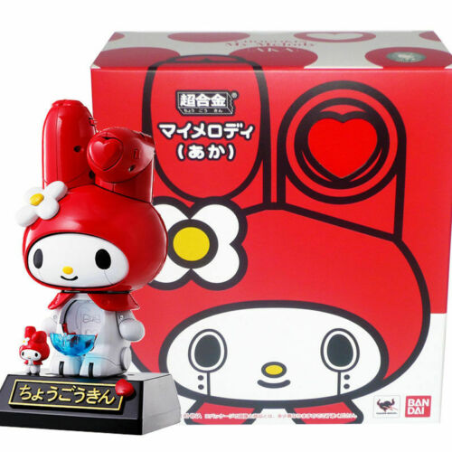 Bandai Tamashii Nations Chogokin My Melody Hello Kitty Sanrio 40th NEW SEALED