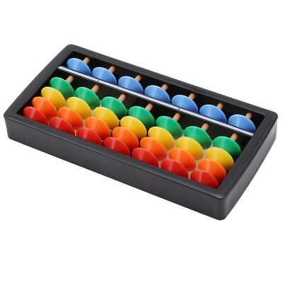Abacus Arithmetic Soroban Maths Calculating Tool Kids Educational Toy FS3