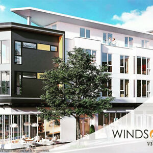 *WINDSOR VIEWS!2 BED + DEN! IN THE HEART OF VANCOUVER!*