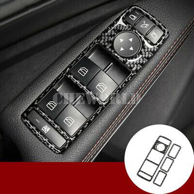 4X Autotür Fensterheber Schalter Taste Rahmen Für Benz GLE W166 C292 GLS X166