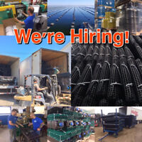 Now Hiring - General Labour