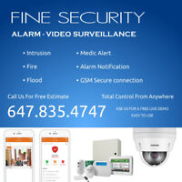 Fine Security  Phone, Network, Cable & Home-wiring