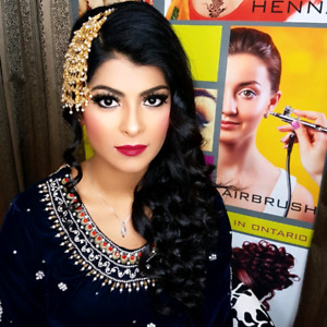 Bridal & Party Makeup Artist & Hairstylist$45 MAKEUP SPECIAL