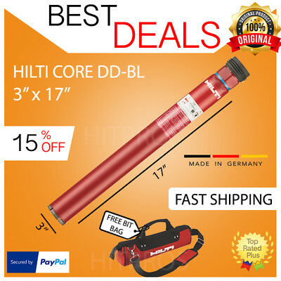 Hilti Core Bit Dd-bl 317 U4 Brand New Strong Fast Shipping