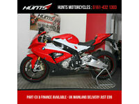 2015 '15 BMW S1000RR Sport ABS. Only 2158 Miles From New. Stunning Bike. £11,695