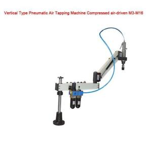 Vertical Type Pneumatic Air Tapping Machine #230015