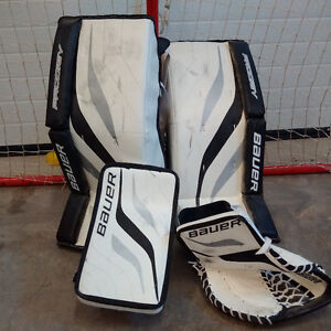 Youth Bauer Goalie Kit
