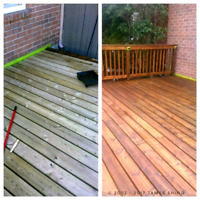 Bring Your Deck Back to Life! Contact the Pros Today