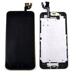 Iphone 6 lcd digitizer black brand new