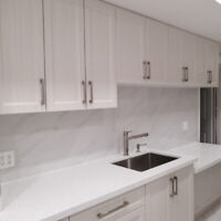 Brand New Basement Apartment with Private Bathroom For Rent $750