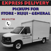 ●●● EXPRESS DELIVERY ●●● RELIABLE - PROMPT SERVICE - GREAT RATES