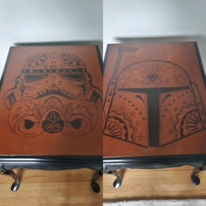 Star wars end tables
