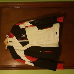 Boys ski jacket Spyder new